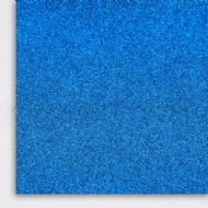 Fine Royal Blue Glitter Panel